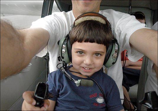 Samuel Dan airplane